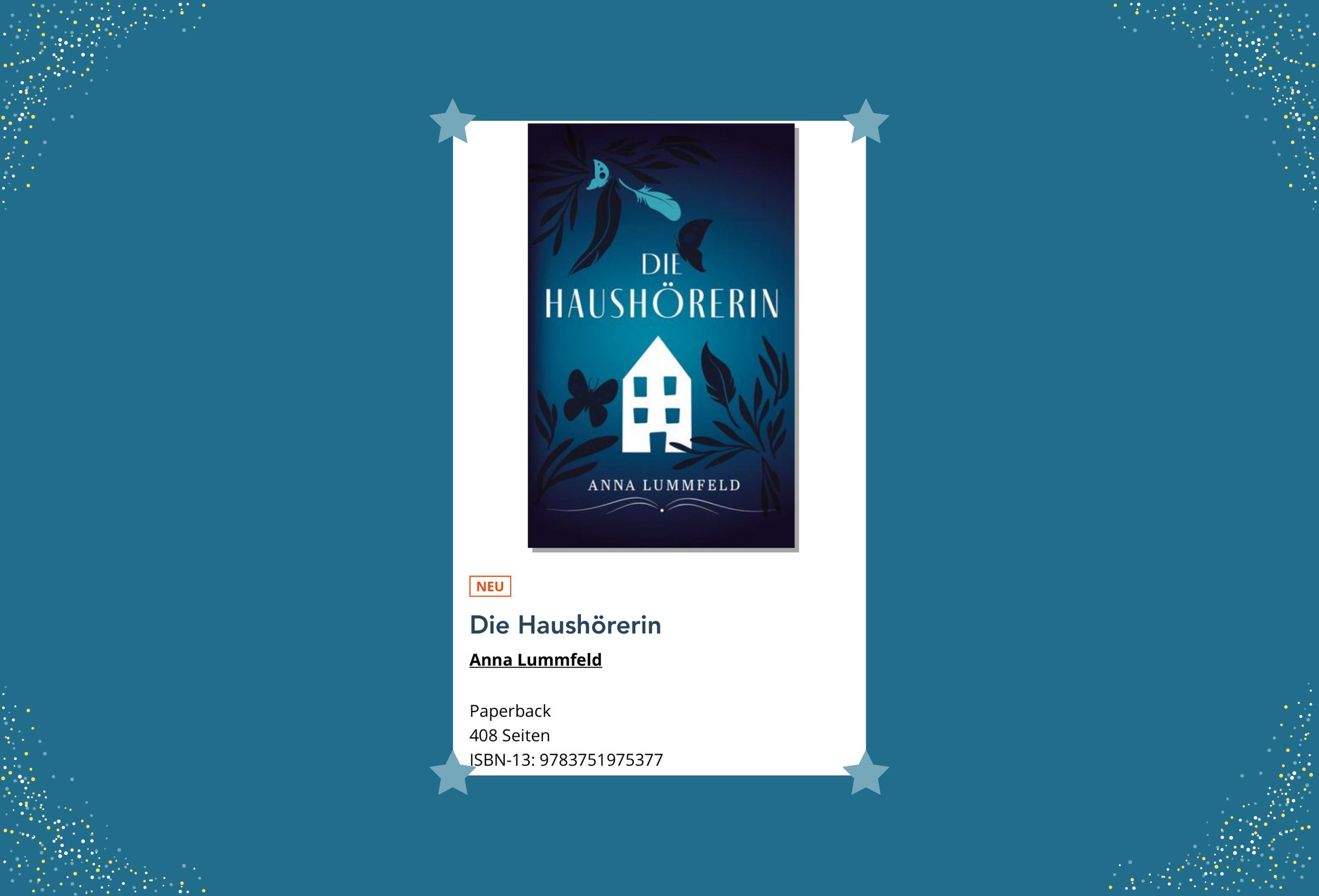 Happy Release: Die Haushörerin