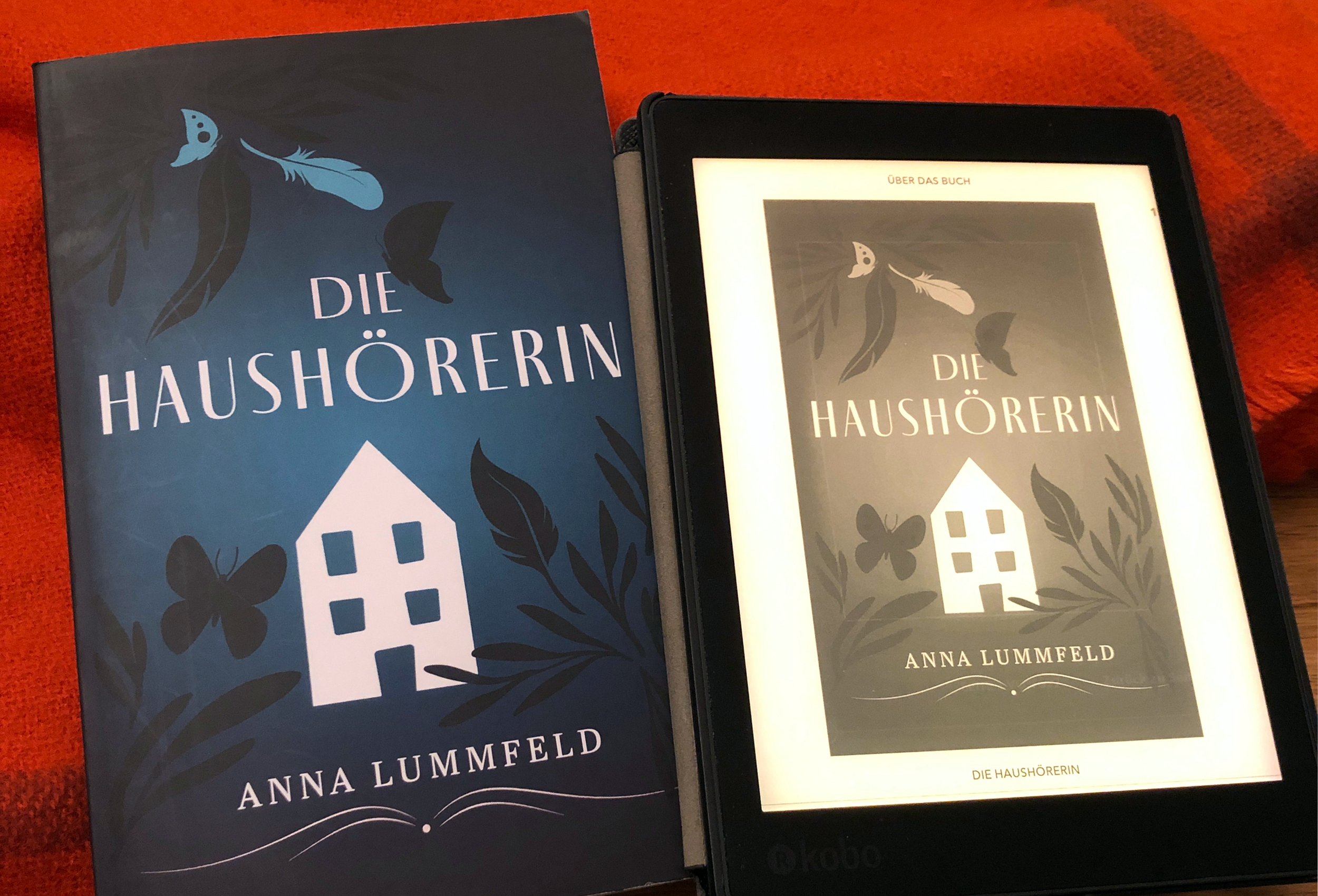 E-Book-Release: Die Haushörerin